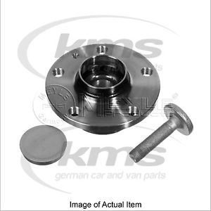 WHEEL HUB SKODA OCTAVIA Combi (1Z5) 1.9 TDI 105BHP Top German Quality
