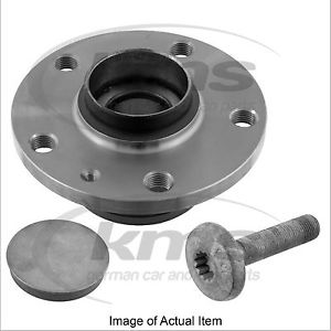WHEEL HUB INC BEARING Audi TT Coupe TFSI 8J (2006-) 1.8L – 158 BHP Top German Qu