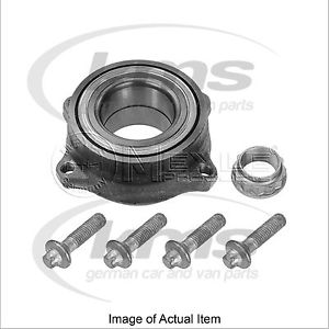 WHEEL BEARING KIT MERCEDES E-CLASS (W212) E 250 CDI 4-matic (212.082) 204BHP Top