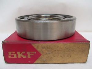 SKF Single Row Deep Groove Ball Bearing 6309 J0 6309J0 6309 NEW