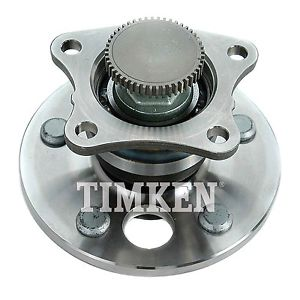 Wheel Bearing and Hub Assembly Rear TIMKEN HA590370