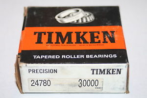 "Timken 24780 Tapered Roller Bearing Class 3 Precision Cone 1-5/8"" * NEW *"