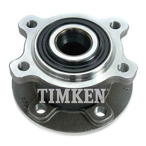 Wheel Bearing and Hub Assembly Rear TIMKEN HA590220 fits 07-15 Volvo S80