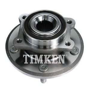 Wheel Bearing & Hub Assembly fits 2009-2014 Dodge Journey TIMKEN