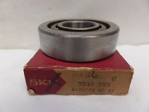 NEW SKF BALL BEARING 7305 BYG 7305 BG 7305BYG 7305BG