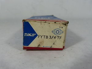 SKF FYTB3/4TF Ball bearing Flange Unit ! NEW !