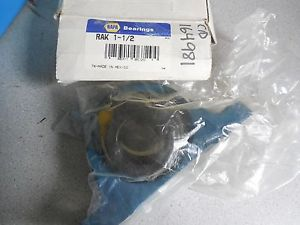 New Napa SKF RAK 1 1/2 Pillow Block Bearing – NEW Ships in One or Same Day!