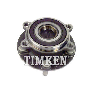 Wheel Bearing and Hub Assembly TIMKEN HA590493 fits 13-16 Mazda CX-5