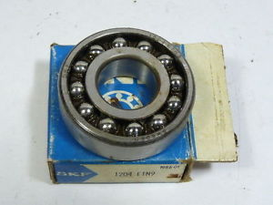SKF 1204-ETN9 Bearing Self Aligning Tapered Bore 20x47x14mm NEW