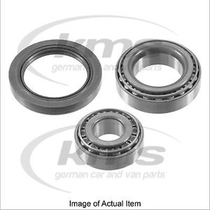 WHEEL BEARING KIT Mercedes Benz C Class Estate C180BlueEFFICIENCY S204 1.8L – 15