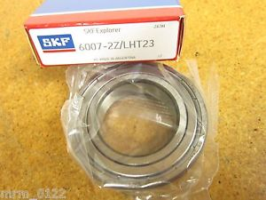 SKF 6007-2Z/LHT23 Explorer Bearing 62MM OD 35MM ID 14MM Thick NEW