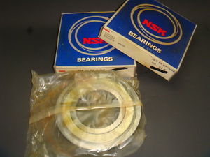 NSK 6315 ZZ C3 Deep Groove Bearing 6315ZZC3 NEW IN BOX