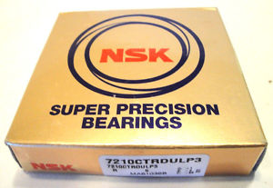NSK 7210CTRDULP3 Super Precision Bearing NEW IN BOX