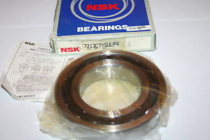 NSK 7213 CTYSULP4 Super Precision Angular Contact Bearing 7213CTYSULP4 * NEW *