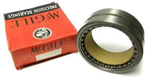 "BRAND NEW IN BOX MCGILL MR56N CAGEROL BEARING 3-1/2"" X 4-1/2"" X 1-3/4"" (3 AVAIL)"
