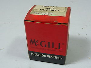McGill MR12 Caged Needle Roller Bearing ! NEW !