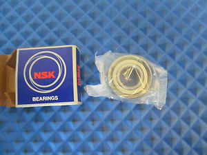 New Old Stock NSK Bearing 6202-ZZC3 6202 ZZC3 Free Shipping But it Now= 7 pieces