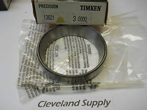 TIMKEN 13621 #3 PRECISION TAPERED BEARING CUP NEW IN BOX