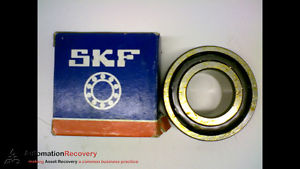 SKF 5206 A/C3 CONTACT BALL BEARING 30 MM X 62 MM X 15/16 IN, NEW #153901