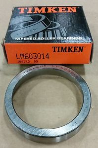 Timken 603014 Bearing Cup or Race, New