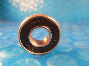 NTN R6LLB, R6 LLB, Small Inch-Size Ball Bearing, (SKF R6 2RS)