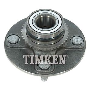 Wheel Bearing & Hub Assembly fits 1999-2002 Infiniti G20 TIMKEN