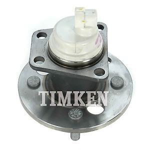 Wheel Bearing & Hub Assembly fits 1991-2002 Saturn SL2 SC2 SW2 TIMKEN