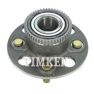 Wheel Bearing and Hub Assembly Rear TIMKEN 512175 fits 01-05 Honda Civic