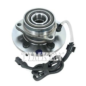 Wheel Bearing and Hub Assembly Front TIMKEN SP550201