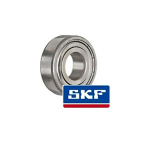 SKF 6007 Z/C3 Ball Bearing Single Row Single Shield 35 x 62 x 14mm New in Box