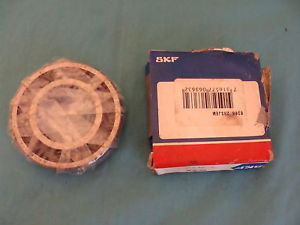 NEW SKF SEALED DEEP GROOVE BALL BEARINGS 6208 2RSJEM