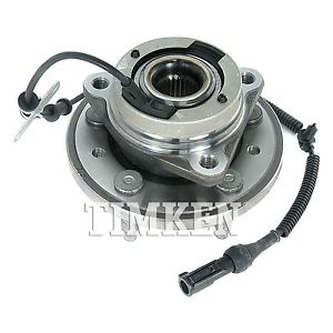 Wheel Bearing and Hub Assembly Front Right TIMKEN HA590025