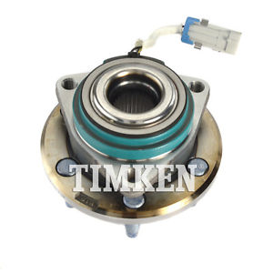 Wheel Bearing and Hub Assembly Front TIMKEN HA590359 fits 07-16 BMW X5