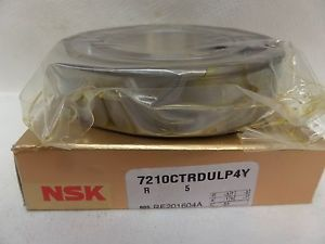 NEW NSK PRECISION BEARING 7210CTRDULP4Y RE201604A
