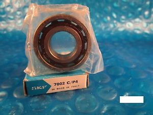 SKF 7002 C P4, High Precision Angular Contact Ball Bearing (=2 MRC, NSK, SNR)