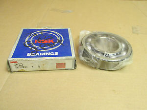 NIB NSK 6311 C3 BEARING NO SHIELDS 6311C3 55x120x29 mm NEW