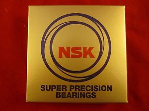 NSK Precision Ball Screw Support Bearing 55TAC120BSUC10PN7B