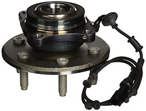 Timken SP550203 Axle Bearing and Hub Assembly