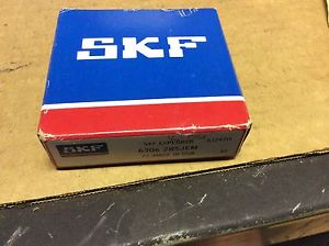 2-SKF,bearings#6306 2RSJEM,30day warranty, free shipping lower 48!
