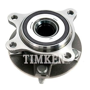 Wheel Bearing and Hub Assembly Front Right TIMKEN fits 06-15 Lexus IS250