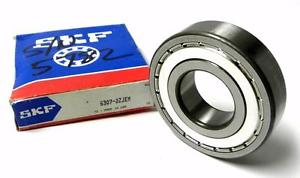 BRAND NEW IN BOX SKF 6307-2ZJEM BALL BEARING 35 MM X 80 MM X 21 MM