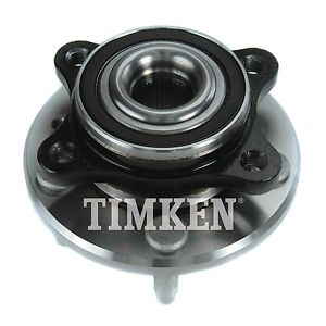 Wheel Bearing and Hub Assembly Front TIMKEN HA590028