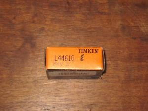 NEW TIMKEN L44610 ROLLER BEARING CUP