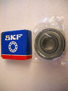 SKF 6304-2Z/C3HT SHIELDED BALL BEARING 20 X52 X15MM NEW CONDITION IN BOX