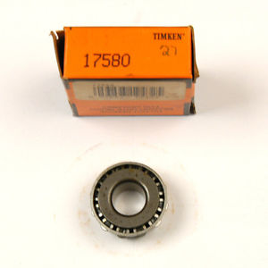 17580 TIMKEN TAPERED ROLLER BEARING (CONE ONLY) (A-1-3-5-27)