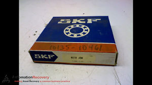 SKF 6016/C3 DEEP GROOVE BALL BEARING INSIDE DIAMETER: 3-1/4IN OUTSIDE, N #164753