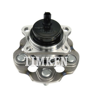 Wheel Bearing & Hub Assembly fits 2012-2014 Toyota Prius V TIMKEN