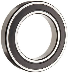 SKF 6005 2RSJEM Deep Groove Ball Bearing, Double Sealed, Steel Cage, C3