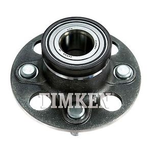 Wheel Bearing and Hub Assembly Rear TIMKEN 512323 fits 07-13 Honda Fit