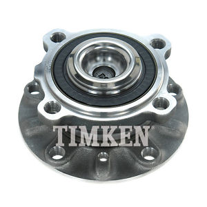 Wheel Bearing and Hub Assembly Front TIMKEN HA593427 fits 97-03 BMW 540i